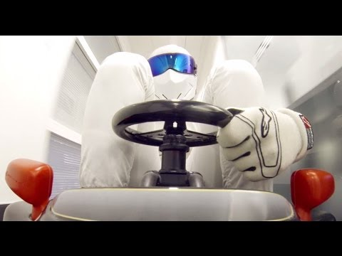 Has Stig Actually Stolen An F1 Car? | Top Gear | BBC