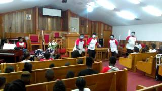 Young People's Cry, Jekalyn Carr - CMBC Mime Ministry @ Youth Explosion 2016