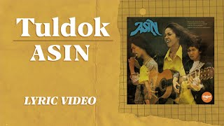 Tuldok - Asin [Official Lyric Video]