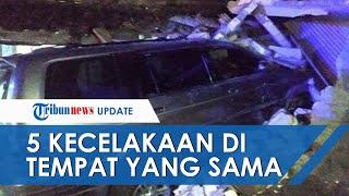 Menimpa Kapolsek, Kecelakaan di Rembang Pernah Terjadi 5 Kali, Pengakuannya Selalu Sama