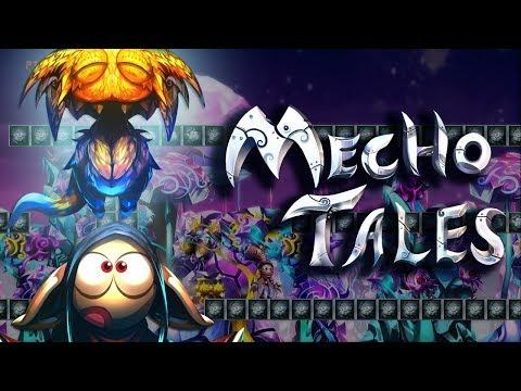 Mecho Tales Trailer #2 thumbnail