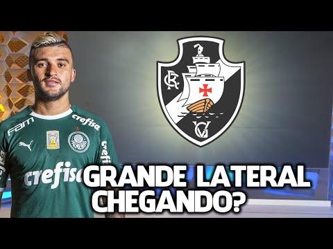 VASCO PODE ACERTAR COM LATERAL CAMPEÃO BRASILEIRO! - MERCADO DA BOLA