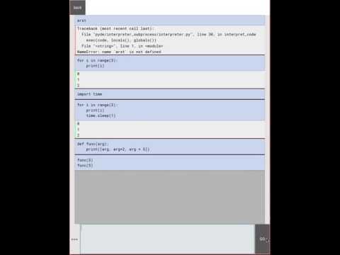 Kivy shader example, ScrollView deformation - смотреть