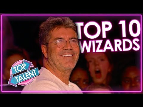Best Illusionists Around The World on Got Talent | Top Talent