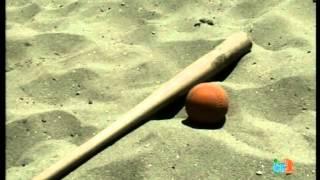 Финал игр по пляжному бейсболу