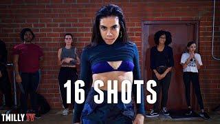 Stefflon Don - 16 Shots - Choreography by Tricia Miranda - Filmed by @TimMilgram - #TMillyTV