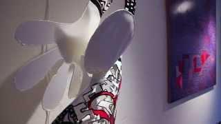 Exposición de Santi Flores y Rosa Dragonetti en Roma