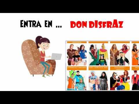 Don Disfraz, Tienda Online de Disfraces