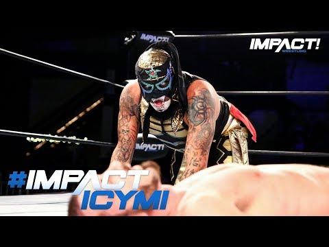Aries vs Pentagon vs Fenix: FULL MATCH: IMPACT vs Lucha Underground   IMPACT! Highlights Apr 19 2018