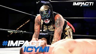 Aries Vs Pentagon Vs Fenix: FULL MATCH: IMPACT Vs Lucha Underground | IMPACT! Highlights Apr 19 2018