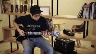 Dream Theater - On The Backs Of Angels guitar cover