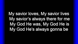 My Savior, My God - Aaron Shust - Lyrics