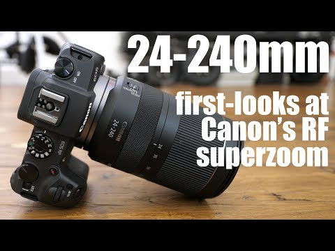 External Review Video 9HLyXO8UxbE for Canon RF 24-240mm F4-6.3 IS USM Lens