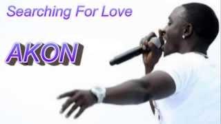 Akon - Searching For Love [Konkrete Album] [2011]
