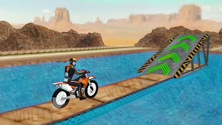 Tricky Wheels 2017 (by Tapinator) - Android Gameplay HD - Extreme Motor Bike Stunts Games For Kids