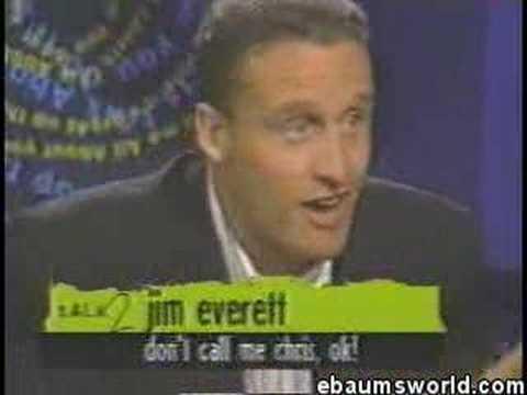 Jim Everett vs Jim Rome fight