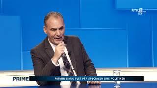 RTK Prime - Fatmir Limaj flet për Specialen dhe politikën 05.05.2021