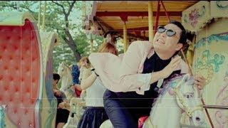 PSY - 'GANGNAM STYLE(강남스타일)' M/V Making Film
