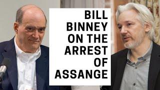 Bill Binney (former NSA) on the Arrest of Julian Assange