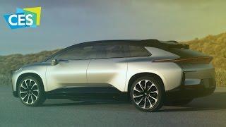 Электромобиль быстрее Tesla на рынке уже в 2018 году