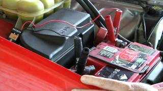 How to change your car battery without losing your radio code and dashboard setting. HD