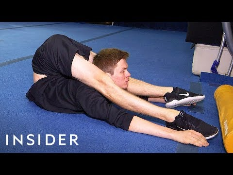 What it Takes to be the World's Best Contortionist