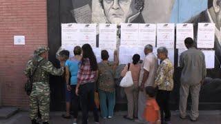 Venezuela: faible participation attendue pour les municipales