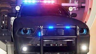 Мультик про полицейские машинки: Герои нашего города. Трейлер 2