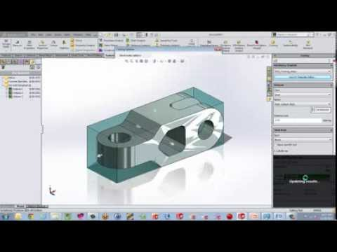Use SolidWorks Costing to find the right price - YouTube