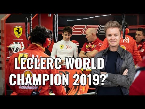 CAN LECLERC BEAT VETTEL & HAMILTON TO BECOME CHAMPION? | NICO ROSBERG | F1 RACE ANALYSIS