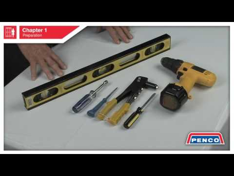Penco Locker Assembly
