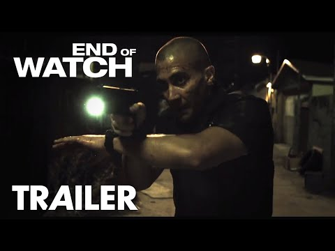 Video trailer för End Of Watch | Red Band Trailer | Global Road Entertainment