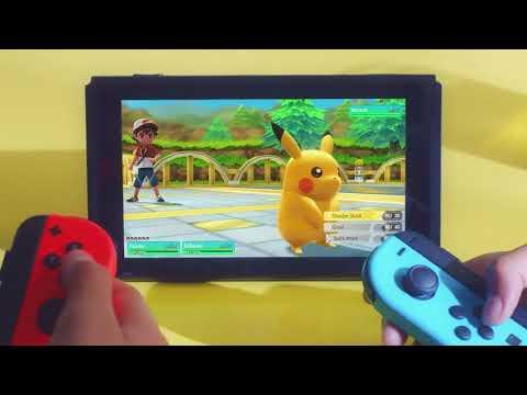 Видео № 0 из игры Pokemon: Lets Go, Eevee! [NSwitch]