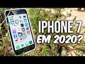 Iphone 7 Vale A Pena Em 2020 Teste De C mera Jogos E Ba