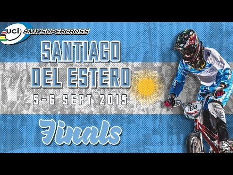 Uci Bmx Supercross World Cup Santiago Del Estero 2015