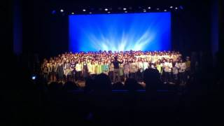 Closing Number - Voices 2012 - Yamaha