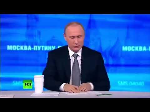 Реакция Путина на Огонь Катя Адушкина и Влад Бумага
