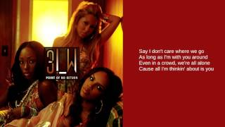 3LW: After This (Lyrics)