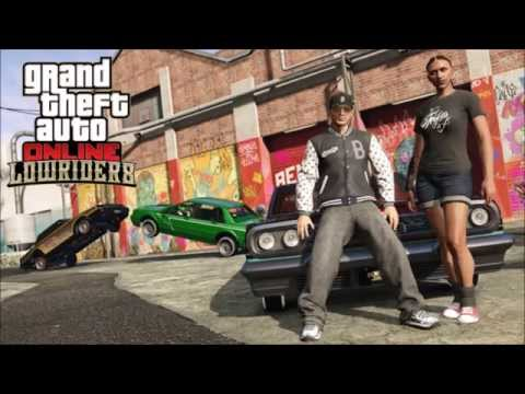 GTA 5 Online: Lowrider DLC | Coming Out 20.10.15