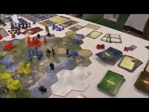 Sasquatch 2014 (Essen Games) - Clash of Cultures: Civilizations