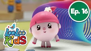BabyRiki EP 16: Play Time - Cartoons for Children | LooLoo Kids