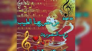 تحميل اغاني زينب المنصورية /من مصر جبنا الطبيب /علي الحساني MP3