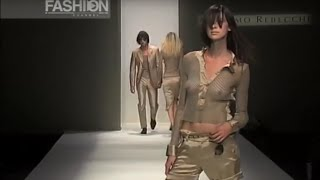 MASSIMO REBECCHI Full Show SS 2003 Milan by Fashion Channel