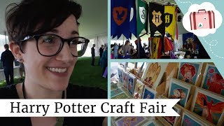 Harry Potter Craft Fair At MISTI Con 2017   @laurenfairwx