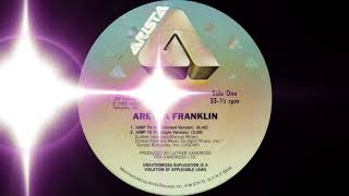 Aretha Franklin - Jump To It (Arista Records 1982)