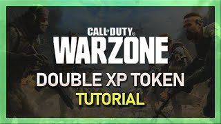 Modern Warfare - How to Get & Activate 2XP (Double XP) Tokens