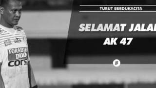 Video VLOG Bela Sungkawa FOR AK Ahmad Kurniawan Kiper Legend AREMA