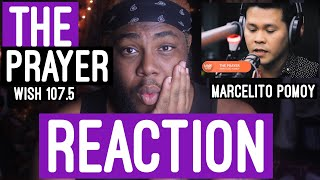 Marcelito Pomoy sings The Prayer Live On Wish 107.5 | REACTION
