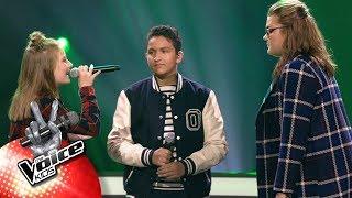 Eva, Ricardo & Charlotte -
