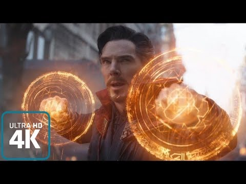 Doctor Strange: All Powers from the films